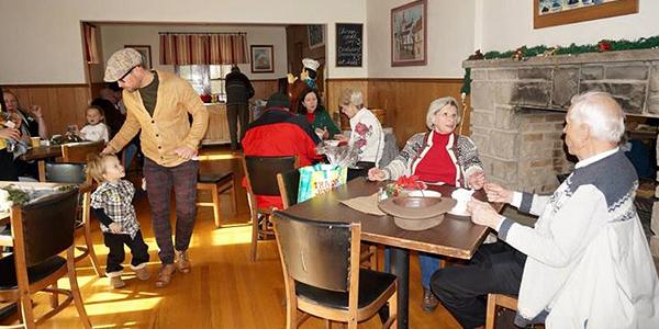Chicago Estonian House Dining Room